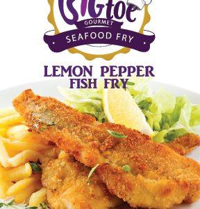 Big Toe Seasonings Fish Fry